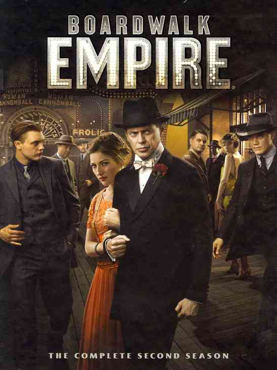 BOARDWALK EMPIRE:COMPLETE SECOND SSN BY BOARDWALK EMPIRE (DVD)